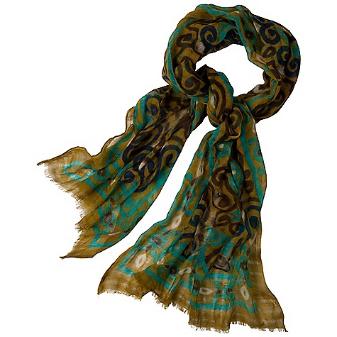 Free Shipping. Prana Bella Scarf DECENT FEATURES of the Prana Bella Scarf Light weight printed wool scarf Beautiful decorative design The SPECS 100 Wool The SPECS for Wide Length: 51in. / 129.6 cm The SPECS for Long Length: 70in. / 177.9 cm - $49.95