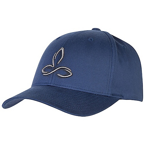 Prana Johnny Hat DECENT FEATURES of the Prana Johnny Hat 6 panel ball cap Raised prana logo embroidery on front panel Flexfit inner band Standard Fit The SPECS 59 Bamboo / 38 Cotton / 3 Polyurethane - $25.95