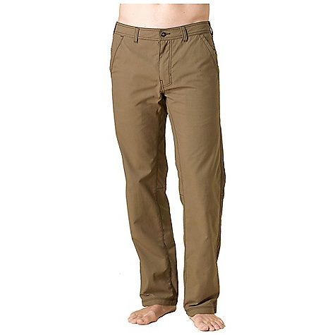 Free Shipping. Prana Men's Palomar Pant DECENT FEATURES of the Prana Men's Palomar Pant Durability without the weight Designed with a street inspired aesthetic Contrast stitching with self pocket binding for abrasion resistance Quick drying Wicking Inseam: 33in. / 83.8 cm, Waist: 33in. / 83.8 cm Standard Fit The SPECS 100 Nylon - $74.95