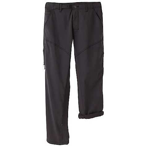 Free Shipping. Prana Men's Eastwood Pant DECENT FEATURES of the Prana Men's Eastwood Pant Stretch Zion fabrication Side ventilation hidden with invisible zippers DWR coated Standard Fit The SPECS Fabric: 97 Nylon/ 3 Spandex Weight: 5.3 oz / sq yd - $84.95