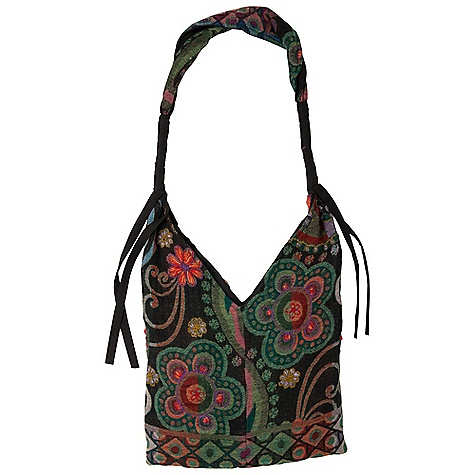 Entertainment On Sale. Free Shipping. Prana Wrap Satchel DECENT FEATURES of the Prana Wrap Satchel A signature Prana style body Front pocket detailed with wood button closure Front decorative tassel detail Cross body style The SPECS Wide: 15.5in., Long: 10in. Fabric: 100 Cotton - $39.96