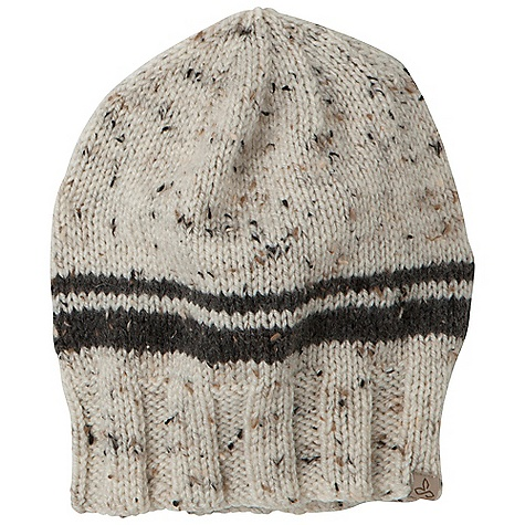 Entertainment Prana Africa Beanie DECENT FEATURES of the Prana Africa Beanie Prana is teaming up with 'Open Hand Designs' which supports African women in Swaziland who are learning crafts to support themselves and help their family out of poverty Speckled yarn knit with horizontal stripe Skully Fit The SPECS Fabric: 100 Cotton - $31.95