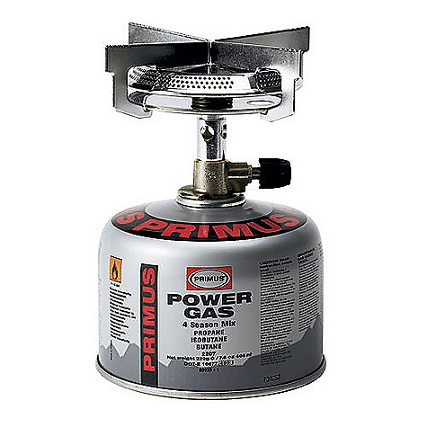 Camp and Hike Primus Classic Trail Stove DECENT FEATURES of the Primus Classic Trail Stove Top Seller True Classic The SPECS Weight: 8 oz / 227 g Packing Dimension: 2.8 x 2.4 x 2.9in. / 75 x 65 x 70 mm Output: 10000 BTU/h Ignition: Manual Boiling Time: 3 min Suitable for 1 - 3 People - $31.00