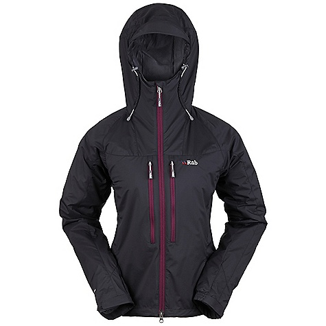 Free Shipping. Rab Women's Vapour-Rise Lite Alpine Jacket DECENT FEATURES of the Rab Women's Vapour-Rise Lite Alpine Jacket Pertex Equilibrium outer fabric Wicking micro fleece drop liner Adjustable hood, wired peak, kitty clip roll down closure 2-way YKK front zip, internal storm flap, chin guard 2 YKK zipped Napoleon chest pockets 1 YKK zipped internal pocket Velcro cuffs, hem drawcord Fit: Regular The SPECS Outer Weight: 49g/m2 Outer Comp: 100% nylon Liner Weight: 60g/m2 Liner Comp: 100% Polyester Total Weight: 11 oz / 300 g This product can only be shipped within the United States. Please don't hate us. - $175.00