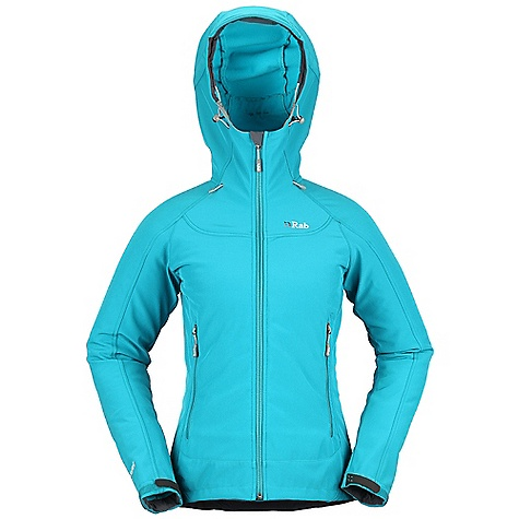 Free Shipping. Rab Women's Baltoro Alpine Jacket DECENT FEATURES of the Rab Women's Baltoro Alpine Jacket Revised fabric Revised styling Helmet Compatible hood, wired peak YKK front zip, internal storm flap, chin guard 2 YKK zipped A-line chest pockets 1 internal YKK zipped security pocket Velcro cuffs, hem drawcord The SPECS Weight: 20 oz / 575 g Fit: Regular Weight/m2: 302g/m2 Comp: 84% Polyester, 16% Spandex This product can only be shipped within the United States. Please don't hate us. - $200.00