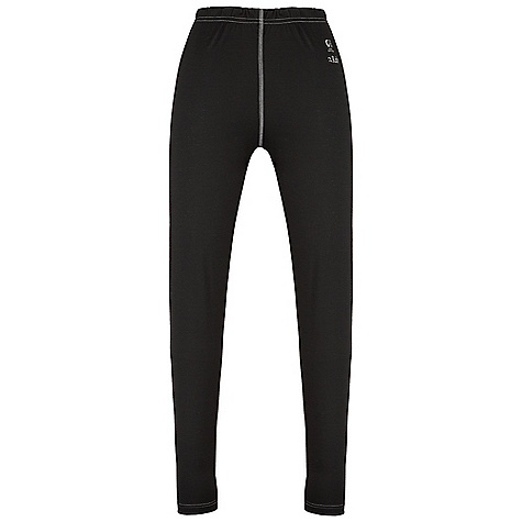 Free Shipping. Rab Women's MeCo 165 Pants DECENT FEATURES of the Rab Women's MeCo 165 Pants Merino Cocona fabric Low bulk elasticated waistband Flatlock low bulk seams Reflective branding Fit: Slim The SPECS Inside Leg Length: 31in. / 79 cm 165gsm intimate blend of Merino Cocona polyester yarns (65% Merino / 35% Cocona) Total Weight: 6 oz / 160 g This product can only be shipped within the United States. Please don't hate us. - $75.00