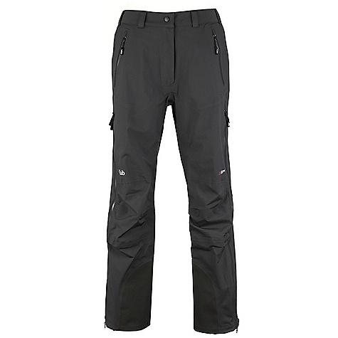 Free Shipping. Rab Women's Stretch Neo Pants DECENT FEATURES of the Rab Women's Stretch Neo Pants Polartec NeoShell 3L fabric Cordura fabric kick patches YKK Aquaguard 3/4 side zips, internal storm flap Additional zip heads allow venting YKK Aquaguard zip fly Snap closure at waistband with hook and eye Tricot lined waistband Belt loops Brace attachment points 2 YKK Aquaguard handwarmer pockets Knee articulation Hem drawcord Reflective trim Fit: Regular The SPECS Main Weight/m2: 136 g/m2 Inside Leg Length: 30in. / 77 cm Main Comp: 100% nylon kick Patches Weight/m2: 171 g/m2 kick Patches Comp: 100% nylon 66 Total Weight: 14 oz / 400 g This product can only be shipped within the United States. Please don't hate us. - $325.00