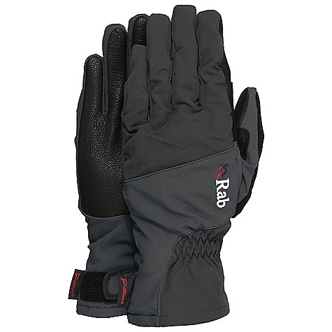 Free Shipping. Rab Men's VR Tour Glove DECENT FEATURES of the Rab Men's VR Tour Glove Pertex Equilibrium outer fabric Pittards Armortan palm Micro fleece wicking inner Leather thumb crotch reinforcement Velcro cuff closure This product can only be shipped within the United States. Please don't hate us. - $50.00