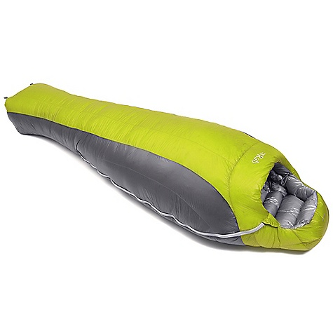 Camp and Hike Free Shipping. Rab Infinity 300 Fill Sleeping Bag DECENT FEATURES of the Rab Infinity 300 Fill Sleeping Bag Pertex Quantum GL fabric 850FP European Goose Down Trapezoidal vertical baffle system using Insotect Flow technology (specially customised for Rab) to control the down Mummy taper shape Proportionally assigned differential cut 1/2 length YKK 5 coil main zip Anti snag zipper webbing tape Synthetic insulation zip baffles Internal collar and hood drawcord Angled footbox Stuff sack Cotton storage sack Hand filled in Derbyshire UK The SPECS Total Weight: 23.1 oz / 656 g Down Fill Weight: 10.6 oz / 300 g Down Quality (US-IDFB STD): 850 FP White Goose Zip: LT 1/2 Shell: Pertex Quantum Liner: Pertex Quantum EN13537 Temperature Ratings Comfort: 37.4deg F / 3deg C EN13537 Temperature Ratings Limit: 28.4deg F / -2deg C EN13537 Temperature Ratings Extreme: -0.4deg F / -18deg C O/A Length: 86.5in. / 220 cm Height of Person: 74.8in. / 190 cm Shoulder Width: 27.5in. / 70 cm Hip Width: 20.5in. / 52 cm Foot Width: 16.0in. / 41 cm Weight/m2: 25g/m2 Comp: 100% nylon ripstop Insulation: Fill Power: 850, Type: European Goose Down This product can only be shipped within the United States. Please don't hate us. - $439.00
