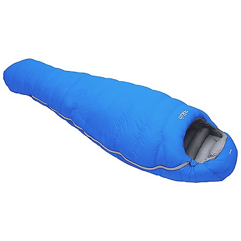 Camp and Hike Free Shipping. Rab Neutrino 400 Fill Sleeping Bag DECENT FEATURES of the Rab Neutrino 400 Fill Sleeping Bag Pertex Quantum outer fabric Pertex Quantum inner fabric 800FP European Goose Down Mummy taper shape Proportionally assigned differential cut Lightweight use Internal YKK 3 coil zipped stash pocket 3/4 length YKK 5 coil main zip on Neutrino 600 and 400 1/2 Length YKK 5 coil main zip on Neutrino 200 Extra long (additional 15cm) available on 400 and 600 Anti snag zipper webbing tape Internal collar and hood drawcord Trapezoidal baffle chamber design Angled foot box Dry bag compression stuff sack Cotton storage sack Hand filled in Derbyshire UK The SPECS Total Weight: 28.9 oz / 820 g Down Fill Weight: 14.1 oz / 400 g Down Quality (US-IDFB STD): 800 FP White Goose Zip: LT/RT 3/4 Shell: Pertex Quantum Liner: Pertex Quantum EN13537 Temperature Ratings Comfort: 36deg F / 2deg C EN13537 Temperature Ratings Limit: 25deg F / -4deg C EN13537 Temperature Ratings Extreme: -4deg F / -20deg C O/A Length: 86.5in. / 220 cm Height of Person: 74.8in. / 190 cm Shoulder Width: 27.5in. / 70 cm Hip Width: 20.5in. / 52 cm Foot Width: 16.0in. / 41 cm XL length additional 15 cm : Yes - left zip only Outer Comp: 100% nylon ripstop Inner Weight/m2: 35g/m2 Inner Comp: 100% nylon Insulation: Main sleeping bag Fill Power: 800, Type: European Goose Down This product can only be shipped within the United States. Please don't hate us. - $379.00
