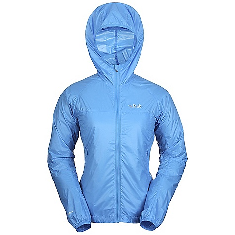 Free Shipping. Rab Women's Cirrus Wind Top DECENT FEATURES of the Rab Women's Cirrus Wind Top Under-helmet Lycra edged hood YKK front zip, internal storm flap, chin guard 2 YKK zipped A-line hand warmer pockets Elasticated cuffs, hem drawcord Stuff sack Fit: Regular The SPECS Weight: 4 oz / 120 g Whole Jacket Weight/m2: 29g/m2 Whole Jacket Comp: 100% nylon 6 This product can only be shipped within the United States. Please don't hate us. - $109.95