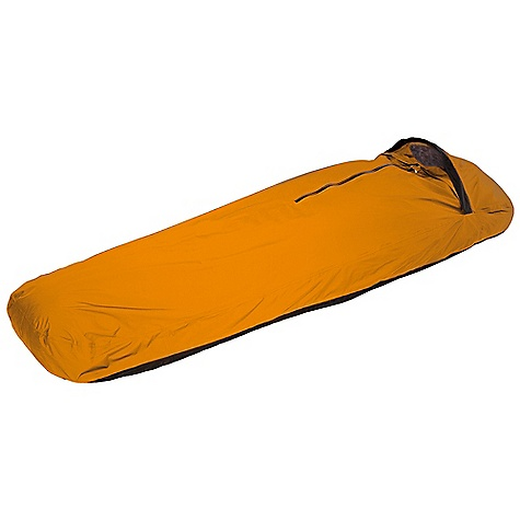 Camp and Hike Free Shipping. Rab Sierra Bivi DECENT FEATURES of the Rab Sierra Bivi 3L 40d eVent fabric 1 person Wide sleeping bag profile design Chest zip entrance Small vent Wire stiffened brim Stand up cowling with mesh vent The SPECS Total Weight: 26 oz / 722 g Dimension (W x L x H): 31.5 x 92.5 x 11.8in. / 80 x 235 x 30 cm This product can only be shipped within the United States. Please don't hate us. - $275.00