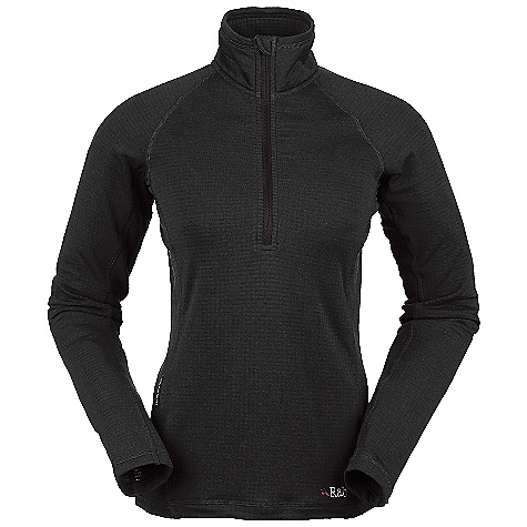 Free Shipping. Rab Women's AL Pull-On LS Shirt DECENT FEATURES of the Rab Women's AL Pull-On Long Sleeves Shirt Polartec Power Dry fabric Polygiene Stay fresh odour control treatment Deep venting YKK chest zip, chin guard Close fitting stand up collar, double layer fabric Flatlock low bulk seams Fit: Slim The SPECS Weight: 132g/m2 Comp: 100% polyester hi-warmth cross-dye jersey stretch grid Total Weight: 7 oz / 200 g This product can only be shipped within the United States. Please don't hate us. - $100.00