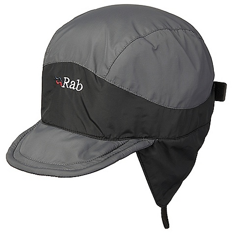 Entertainment Free Shipping. Rab Men's Mountain Cap DECENT FEATURES of the Rab Men's Mountain Cap Event fabric outer Polartec Classic 200 inner Malleable wired peak Rear Velcro size adjustment with reflective patch This product can only be shipped within the United States. Please don't hate us. - $50.00