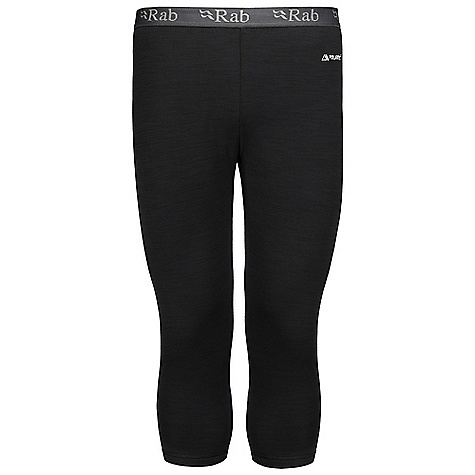 Ski Free Shipping. Rab Men's PS Lite Pants DECENT FEATURES of the Rab Men's PS Lite Pants Flat lock low bulk seams Moisture wicking elastic waistband 3/4 length (ski boot cut) Fit: Slim The SPECS Weight: 5 oz / 150 g Length: 20in. / 52 cm Fabric Weight/m2: 163g/m2 Fabric Comp: 56% Polyester, 34% Nylon, 10% Spandex This product can only be shipped within the United States. Please don't hate us. - $65.00