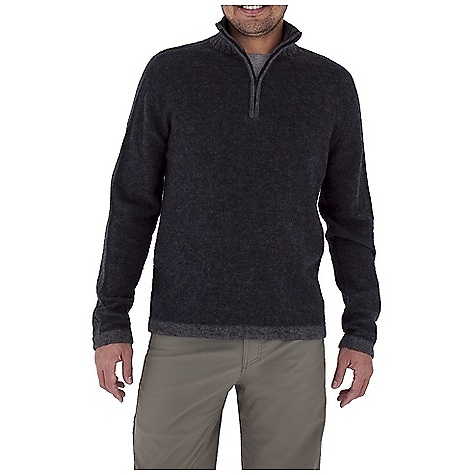 Entertainment Free Shipping. Royal Robbins Men's Clagstone 1-4 Zip Top DECENT FEATURES of the Royal Robbins Men's Clagstone 1/4 Zip Top 9in. Zipper length Straight hem The SPECS Contemporary fit Fabric: Hera Yarn - $74.95