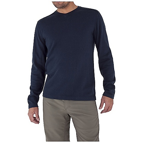 Entertainment Free Shipping. Royal Robbins Men's Horizon Solid V-Neck Top DECENT FEATURES of the Royal Robbins Men's Horizon Solid V-Neck Top Reverse joined seam at shoulder yokes and side seam Straight hem The SPECS Contemporary fit Fabric: Horizon Lightweight Knit - $69.95