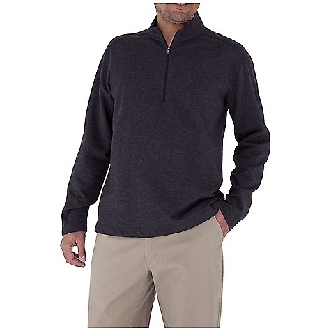 Entertainment Free Shipping. Royal Robbins Men's Sonora 1-4 Zip Top DECENT FEATURES of the Royal Robbins Men's Sonora 1/4 Zip Top Rotated shoulder seams Straight hem with side vents The SPECS Traditional fit Length: 10in. Fabric: Sonora Knit - $69.95