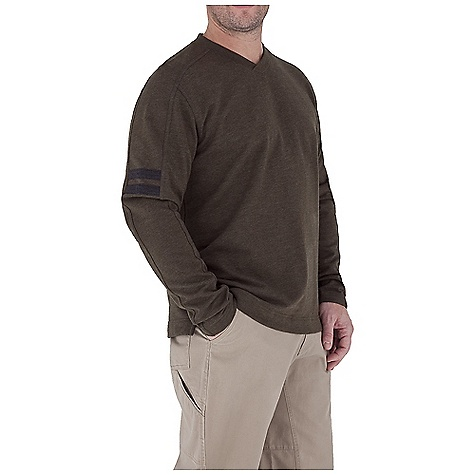 Entertainment Free Shipping. Royal Robbins Men's Sonora V-Neck Top DECENT FEATURES of the Royal Robbins Men's Sonora V-Neck Top Rotated shoulder seams Straight hem with side vents Shallow v-neck The SPECS Regular fit Available in extended inseams Fabric: Sonora Knit - $64.95