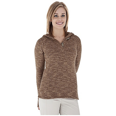 Entertainment Free Shipping. Royal Robbins Women's Whistler Hoodie DECENT FEATURES of the Royal Robbins Women's Whistler Hoodie Rib trim at hood and neck Toggle closure Raglan sleeve with rib detail The SPECS Length: 27in. Natural fit Fabric: Alpenglow Yarn - $84.95