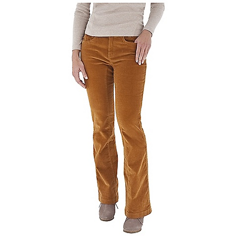 Fitness Free Shipping. Royal Robbins Women's Canyon Cord Pant DECENT FEATURES of the Royal Robbins Women's Canyon Cord Pant UPF 50+ Logo color zipper tape at fly Logo rivet reinforcement details Front yoke on cross grain Back yoke set on bias Back patch pockets Running gusset The SPECS Natural fit Contemporary rise Boot cut Fabric: Canyon Cord - $74.95