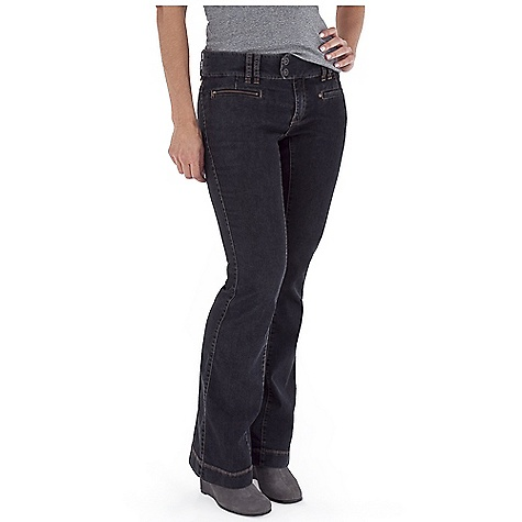 Fitness Free Shipping. Royal Robbins Women's Cruiser Jean DECENT FEATURES of the Royal Robbins Women's Cruiser Jean Two logo snaps at front closure Zip secured pocket Logo rivet reinforced pockets Back patch pockets Running gusset The SPECS Inseam: 32in. Regular fit Contemporary rise Boot cut Fabric: Cruiser Denim 7.5 oz 79% Cotton / 21% T-400 Polyester UPF 50+ - $79.95