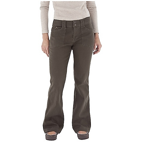 Entertainment Free Shipping. Royal Robbins Women's Kick Around Pant DECENT FEATURES of the Royal Robbins Women's Kick Around Pant UPF 50+ Logo shank closure Rotated side seam for slimming appearance Logo color zipper tape at fly Logo rivet reinforcement details Back patch flap pockets and snap closure The SPECS Natural fit Contemporary rise Boot cut Fabric: Kick Back Canvas - $68.95