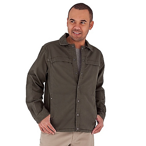Entertainment Free Shipping. Royal Robbins Men's Billy Goat Bedford Jacket DECENT FEATURES of the Royal Robbins Men's Billy Goat Bedford Jacket UPF 50+ Zip secure chest pocket Drop in chest pocket Internal zip secure document pocket Internal sunglass/cell phone pocket Tricot lined chest and hand warmer pockets Snap closure at center front Slightly padded elbow patch Adjustable cuffs with snap closure Straight hem with side vents The SPECS Back Length: 29in. Traditional fit Fabric: Billy Goat Bedford - $94.95