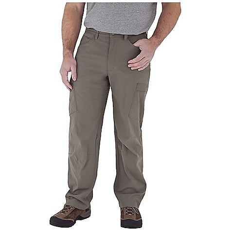 Entertainment Free Shipping. Royal Robbins Men's Eclipse Hauler Pant DECENT FEATURES of the Royal Robbins Men's Eclipse Hauler Pant UPF 50+ Lightweight Jean style front pockets Hook and loop closures on cargo and back pockets Internal mesh compression pocket in right cargo pocket Gusseted crotch Articulated knees The SPECS Regular fit Inseam 32in. Fabric: Discovery Stretch Nylon - $77.95