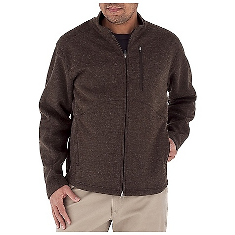 Entertainment Free Shipping. Royal Robbins Men's Kaden Jacket DECENT FEATURES of the Royal Robbins Men's Kaden Jacket DWR finish Waterproof/breathable Zip secured chest pocket Internal travel friendly pockets Bonded fleece on backside of shell fabric Brushed tricot lined zip secure hand warmer pockets The SPECS Center Back Length: 29 1/2in. Traditional fit Fabric: Kaden Bonded Knit - $149.95