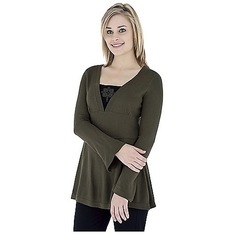 Entertainment Free Shipping. Royal Robbins Women's Enroute Tunic Top DECENT FEATURES of the Royal Robbins Women's Enroute Tunic Top UPF 50+ V-neck with embroidered inset Empire waistband Soft bell sleeve Tunic length The SPECS Natural fit Fabric: Winter Wool Blend - $74.95