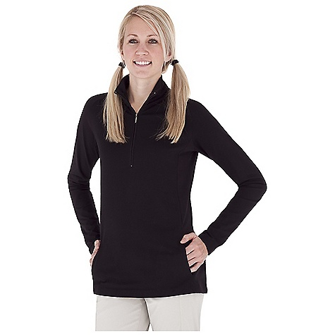 Entertainment Free Shipping. Royal Robbins Women's Essential 1-4 Zip Top DECENT FEATURES of the Royal Robbins Women's Essential 1/4 Zip Top UPF 50+ Ruching details Zip secured hand warmer pockets Tunic length The SPECS Natural fit Fabric: Stretch Jersey - $57.95