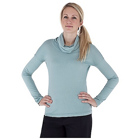 Entertainment Free Shipping. Royal Robbins Women's Nellie Cowl Top DECENT FEATURES of the Royal Robbins Women's Nellie Cowl Top Bias-cut cowl neck Novelty dolman sleeve Rushing at cuff Hip length The SPECS Natural fit Fabric: Organic Jersey Solid - $57.95