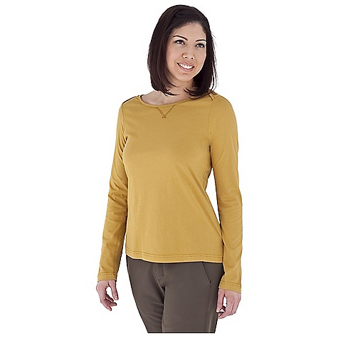 Entertainment Free Shipping. Royal Robbins Women's Nellie Crew Top DECENT FEATURES of the Royal Robbins Women's Nellie Crew Top Shoulder yoke with button detail Open crew neck Straight hem Hip length The SPECS Natural fit Fabric: Organic Jersey Solid - $54.95