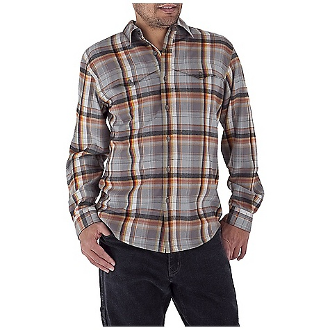 Entertainment Free Shipping. Royal Robbins Men's Acoustic Flannel Plaid L-S Top DECENT FEATURES of the Royal Robbins Men's Acoustic Flannel Plaid Long Sleeve Top UPF 50+ Dual chest pockets with button closure Asymmetric back yoke Shirt tail hem The SPECS Contemporary fit Fabric: Hollow Core Flannel - $71.95