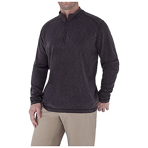 Entertainment Free Shipping. Royal Robbins Men's Desert Knit L-S 1-4 Zip Top DECENT FEATURES of the Royal Robbins Men's Desert Knit Long Sleeve 1/4 Zip Top Sand washed finish Rotated shoulder seams 10in. Zipper length Straight hem with side vents The SPECS Traditional fit Fabric: Desert Knit - $64.95