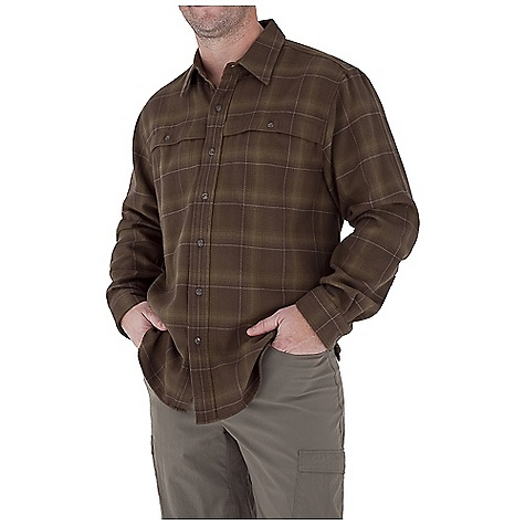 Entertainment Free Shipping. Royal Robbins Men's Timberlodge Flannel L-S Top DECENT FEATURES of the Royal Robbins Men's Timberlodge Flannel Long Sleeve Top Dual chest pockets with button closure Heavyweight thread Locker loop on back yoke Shirt tail hem The SPECS Traditional fit Fabric: Timberlodge Flannel - $79.95