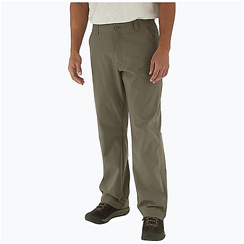 Entertainment Free Shipping. Royal Robbins Men's Global Traveler Stretch Pant DECENT FEATURES of the Royal Robbins Men's Global Traveler Stretch Pant Lightweight Stretch for range of motion Fully featured travel pant Mesh pocket bags Zip secured thigh pocket Zip secured right back pocket Hook and loop closure on left back pocket The SPECS Regular fit Fabric: Discovery Stretch Nylon 5 oz 96% Nylon / 4% Spandex UPF 50+ - $69.95