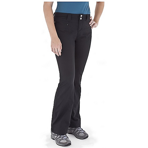 Entertainment Free Shipping. Royal Robbins Women's Trailblazer Pant DECENT FEATURES of the Royal Robbins Women's Trailblazer Pant UPF 50+ Adjustable hem Logo snap closure Brushed tricot inside waistband Zip secured front pocket Zip secured pocket on leg Logo rivet detail at back belt loop The SPECS Inseam: 32in. Trim fit / Contemporary rise / Boot cut Fabric: Brushed Back Polyester - $84.95