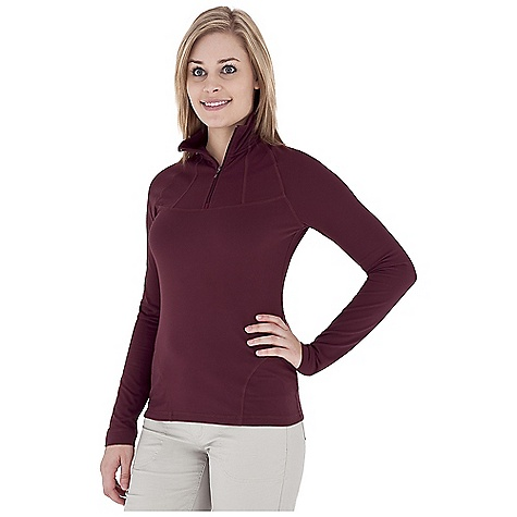 Entertainment Free Shipping. Royal Robbins Women's Mountain Velvet 1-4 Zip Top DECENT FEATURES of the Royal Robbins Women's Mountain Velvet 1/4 Zip Top UPF 50+ 1/4 zip Zip secured pocket Thumb elastic inside cuff The SPECS Trim fit Fabric: Mountain Velvet - $79.95