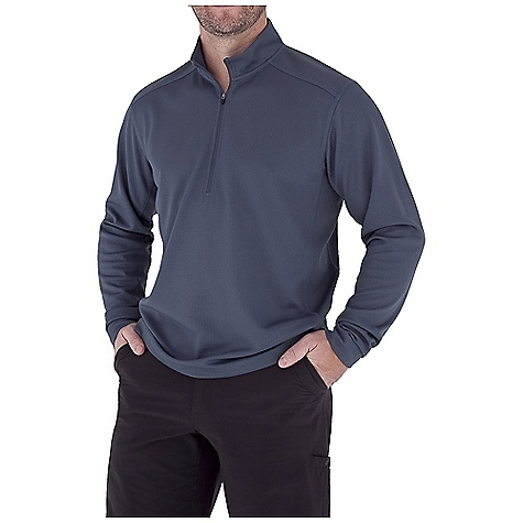 Entertainment Free Shipping. Royal Robbins Men's Performance Waffle 1-4 Zip Top DECENT FEATURES of the Royal Robbins Men's Performance Waffle 1/4 Zip Top UPF 50+ Wrinkle resistant Quick dry Moisture wicking Traditional fit Rotated shoulder seams Full length side seam gusset 1/4 zip 11in. zipper length - $59.95