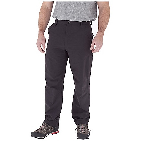 Entertainment Free Shipping. Royal Robbins Men's Access Pant DECENT FEATURES of the Royal Robbins Men's Access Pant Regular fit 32in. inseam Features Backcountry Stretch Ripstop UPF 50+ Zip secured thigh pocket Hook & loop secured back pockets Drop-in cell pocket with snap closure Double layer pocket flaps & back heel kick Gusseted crotch Articulated knees - $74.95