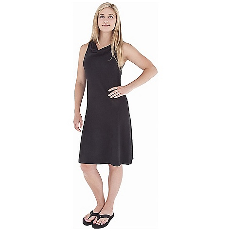Entertainment On Sale. Free Shipping. Royal Robbins Women's Nuevo Summer Dress DECENT FEATURES of the Royal Robbins Women's Nuevo Summer Dress Rotated side seams Cowl neck The SPECS Regular fit Length: 37in. Fabric: Flynn Jersey 6 oz 55% Hemp / 45% Organic Cotton Garment washed UPF 50+ - $48.97