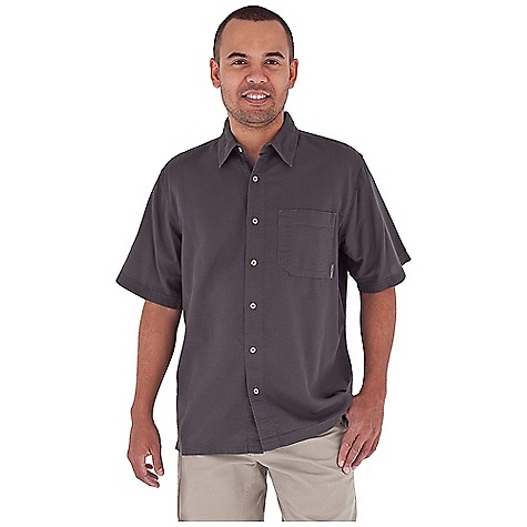 Entertainment Free Shipping. Royal Robbins Men's Cool Mesh S-S Top DECENT FEATURES of the Royal Robbins Men's Cool Mesh Short Sleeve Top Single chest pocket Straight hem with side vents The SPECS Relaxed fit Fabric: Island Cool Mesh 4 oz 100% Cotton Garment washed - $49.95
