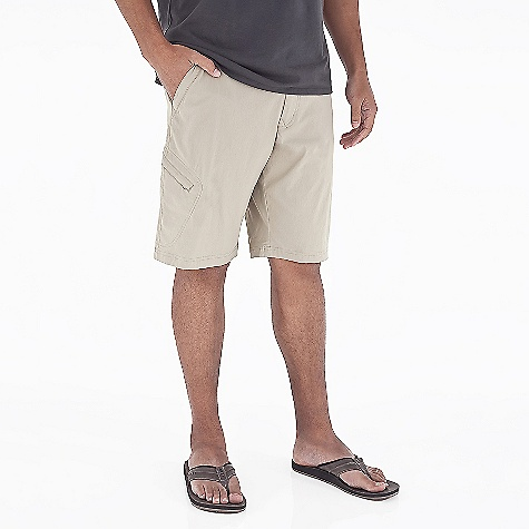 Entertainment Free Shipping. Royal Robbins Men's Global Traveler Stretch Short DECENT FEATURES of the Royal Robbins Men's Global Traveler Stretch Short Lightweight Stretch for range of motion Fully featured travel short Mesh pocket bags Zip secured thigh pocket Zip secured right back pocket Hook and loop closure on left back pocket The SPECS Regular fit Inseam: 11in. Fabric: Discovery Stretch Nylon 5 oz 96% Nylon / 4% Spandex UPF 50+ - $64.95
