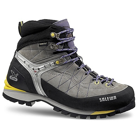Free Shipping. Salewa Women's WS Rapace GTX Boot DECENT FEATURES of the Salewa Women's WS Rapace GTX Boot Upper: 1.8mm Nubux, Cordura, 360deg Rubber Rand Protection Lining: Gore-Tex Performance Comfort Insole: Mid STIFF Nylon Outsole: Mulaz + Toe Cap The SPECS Weight: 550 g - $278.95