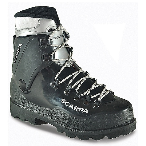 Free Shipping. Scarpa Inverno Mountaineering Boot FEATURES of the Scarpa Inverno Mountaineering Boot Comes standard with the super-durable, super-warm High Altitude liner Proven on expeditions and job sites around the world Lightweight, flexible Pebax shell Rocker sole for easy walking - $328.95