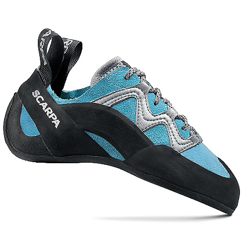Climbing Free Shipping. Scarpa Women's Vapor Climbing Shoe DECENT FEATURES of the Scarpa Women's Vapor Climbing Shoe Bi-Tension active randing system provides maximum toe power Lorica toebox provides long-term fit and comfort Vibram XS Edge provides incredible grip and durability Lace loops wrap the foot for added precision The SPECS Upper: Suede/Lorica Midsole: Flexan Sole: Vibram XS Edge; 4 mm Last: FR Weight: 1/2 pair: 8 oz / 226 g - $148.95
