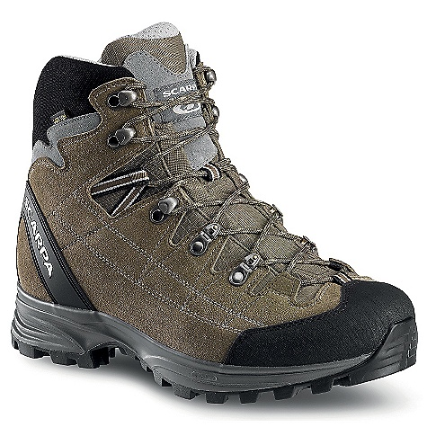 Camp and Hike Free Shipping. Scarpa Men's Himavan GTX Boot DECENT FEATURES of the Scarpa Men's Himavan GTX Boot Performance Comfort Gore-Tex to keep your feet dry Micro-pulley hardware makes lacing a cinch Activfit technology provides incredible fit, out of the box and down the trail Bi-directional ankle flex Protective toe rand Vibram sole for excellent traction and durability The SPECS Upper: Suede/Nylon Lining: Gore-Tex - Performance Comfort Insole: Activ Medium Midsole: PU Fly Sole: Vibram Biometric Last: BD Weight: 1/2 pair: 1 lb 6 oz / 630 g - $258.95