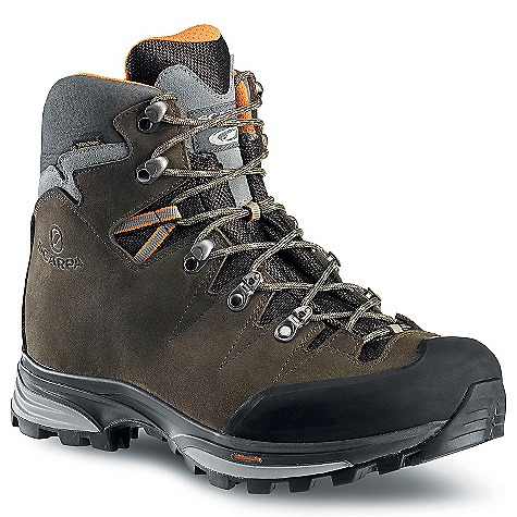 Camp and Hike Free Shipping. Scarpa Men's Zanskar GTX Boot FEATURES of the Scarpa Men's Zanskar GTX Boot Performance Comfort Gore-Tex to keep your feet dry Bi-directional ankle flex Protective rubber toe rand Micro-pulley hardware makes lacing a cinch Vibram sole for excellent traction and durability - $298.95